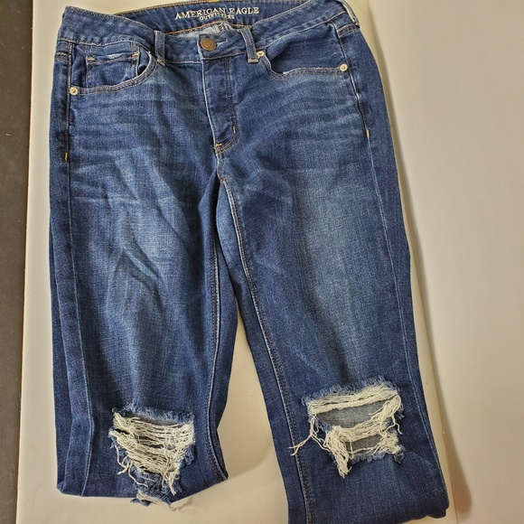 0270d91ff30 American Eagle Outfitters Jeans | American Eagle Tomgirl Skinny ...